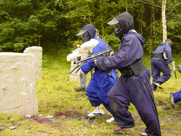 Paintball Cambridge