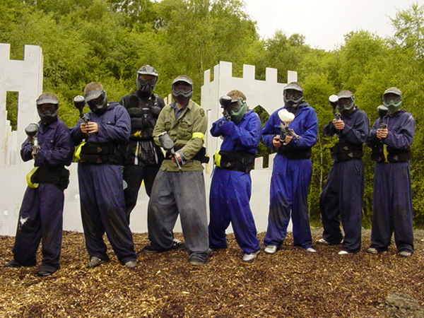 Paintball Wolverhampton